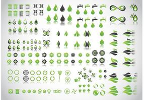 Green Planet Vectores