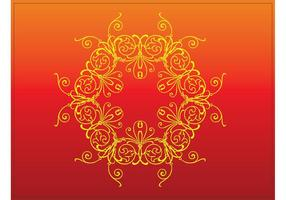Decorative Ornament Vector
