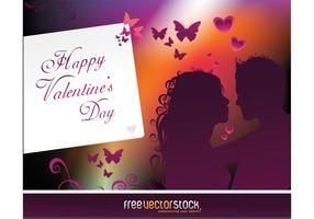 Gelukkige Valentijnskaart