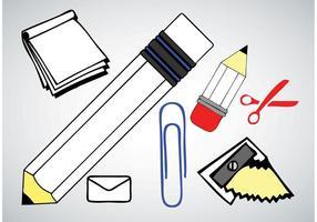 School-vector-icons