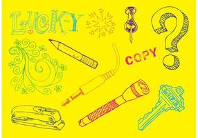 Doodles Vectors
