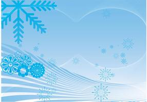Winter Snow Vector