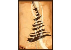Free Christmas Tree Vector Art
