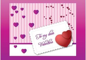 Valentine-letter-vector