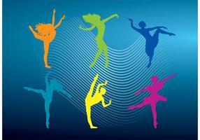Ballet Vectors