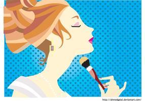 Libre de Maquillaje Vector
