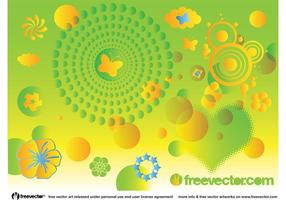 Spring Vector Art Graphics
