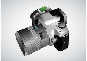 Digitale Camera Vector