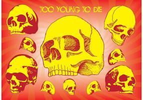 För ung att dö vektor