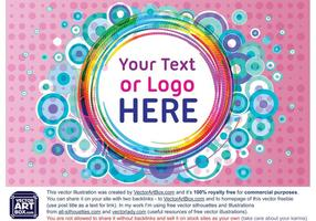 Promotion Vector Background
