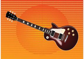 Les Paul Vector Guitar
