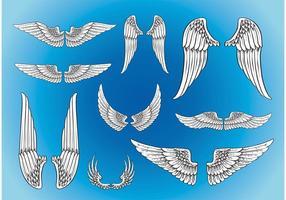 Vector Art Wings