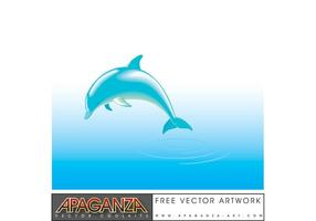 Free Vector Dolphin