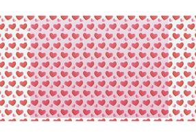 Hearts Pattern Vector