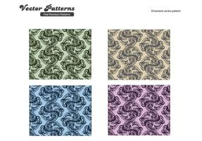 Ornamenter Pattern Vector Graphics