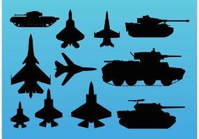 Gráficos vectoriales de la guerra