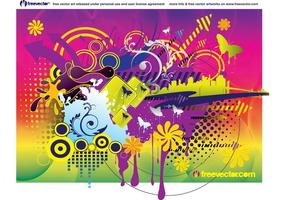 Colorful-summer-vector