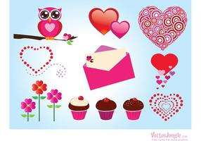 Gratis Love Vector Graphics