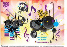 Freie Sound Vektorgrafiken