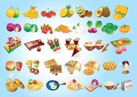 Free-food-graphics