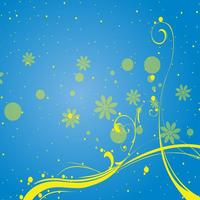 Free Swirly Background Vector
