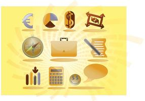 Free Symbols Icons Vector Set
