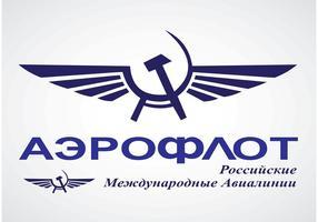 Logotipo Aeroflot