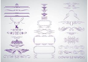 Decoratieve Vector Grafieken