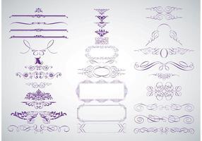 Decorative Vector Graphics