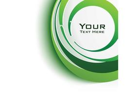 Green Circle Graphics