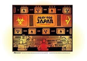 Bete für Japan