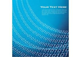 Vector de fondo digital