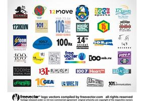 1 logo's