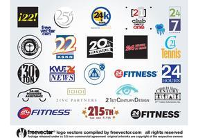 Twee logo's