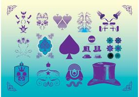 Vector kunst freebies set