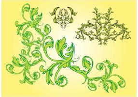 Ornements Free Nature Vector