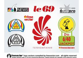 6 logotyper