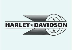Harley Davidson Vector Logotipo