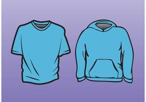 T-Shirt Sweatshirt Template