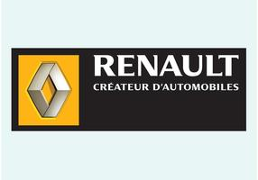 Renault Vektor-Logo