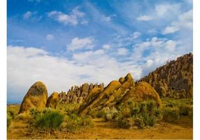 Montagnes d'alabama