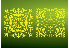 Flora-vector-graphics