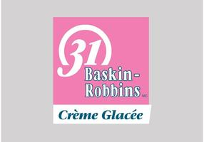 Baskin Robbins Vector Logotipo