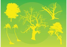 Trees Vector Graphics