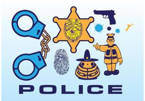 Politievectoren