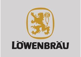 Logo Löwenbräu vettore