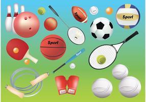 Vetores de artes esportivas