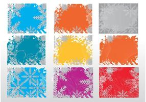 Christmas-vector-backgrounds