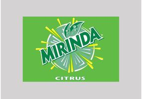 Logo Mirinda