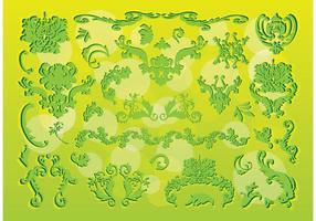 Victorian Nature Graphics